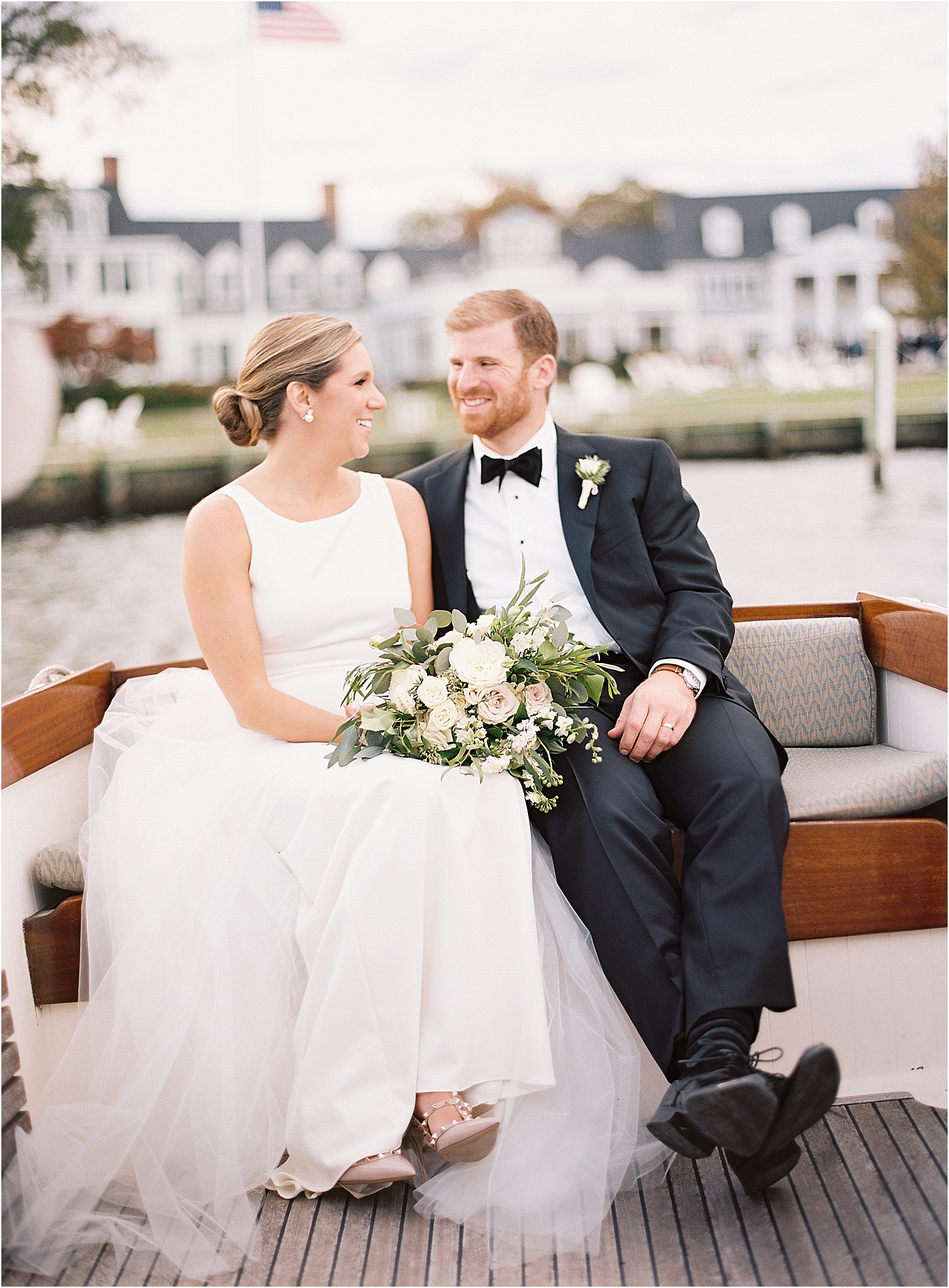 eastern shore Chesapeake bay wedding